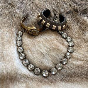 J.Crew, Cole Hahn jewelry necklace bracelet